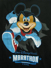 2010 Disney World Marathon.