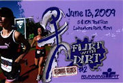 ComingFlirt with Dirt 10K Trail Run.