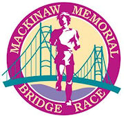 The Mackinaw Memorial Bridge run 2008.